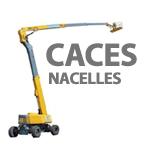 CACES Nacelles